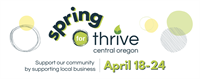 Spring for Thrive Central Oregon