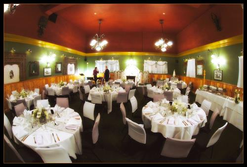 Father Luke's Room - Banquet Event Space