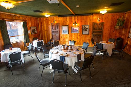 Rambler Room - Banquet Event Space