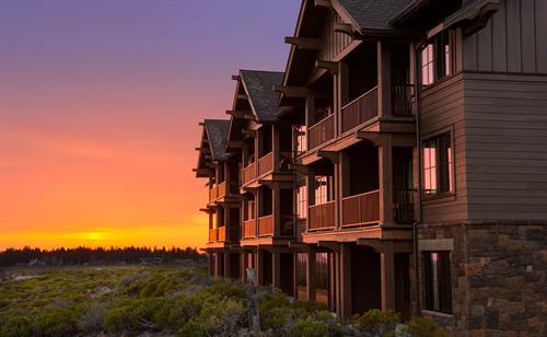 Tetherow Lodges -- 50 room hotel