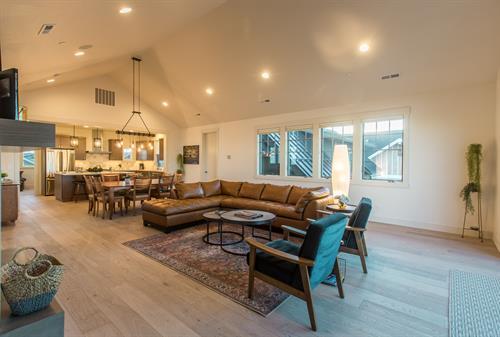 2-5 bedroom Vacation rental homes at Tetherow