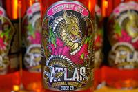 ATLAS Cider Co. Dragonfruit Summer Seasonal Cider