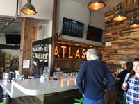 ATLAS Cider Co. Taproom Bar