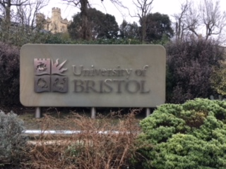 University of Bristol, UK, British Council Tour with IECA