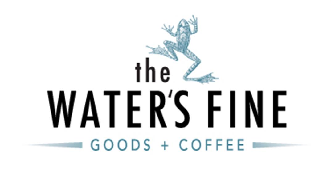 The Water's Fine goods + coffee