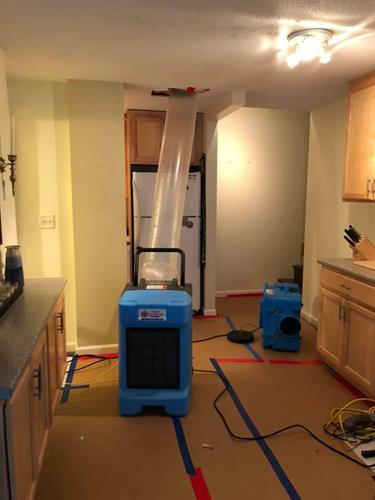 Water Damage Restoration Easthampton, Ma, 01027