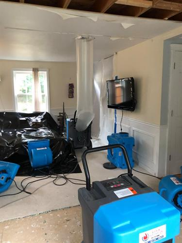 Water Damage Restoration Northampton, Ma, 01060