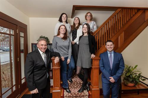 The team at Legacy Counsellors, P.C. - we need a new photo, our team has grown!