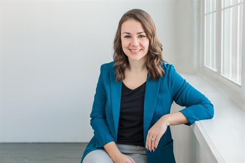 Lindsay Barron LaBonte, branch co-manager