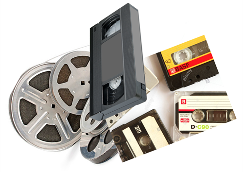 Yes!  We can convert your old media into current formats!