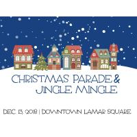 2018 Christmas Parade & Jingle Mingle