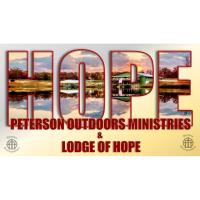 Peterson Outdoors Ministries/Lodge of Hope- Press Release 3rd Annual Festival of Hope