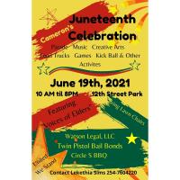 O J Thomas Juneteenth Celebration Committee