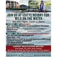 """Wild On The Water"" Fishing Tournament & Beach Party"