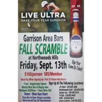 Garrison Area Bars FALL SCRAMBLE