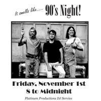 90's Night at the Muni