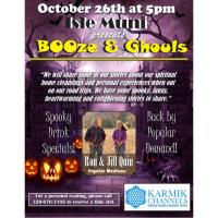 BOOze & Ghouls