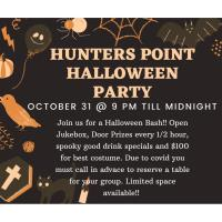 Halloween Party at Nitti's Hunters Point Resot