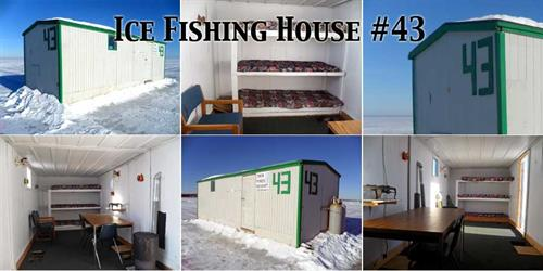 Twin Pines Resort - Ice Fishing on Lake Mille Lacs in Garrison MN