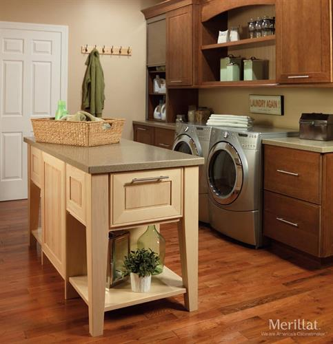 Merillat Laundry Room