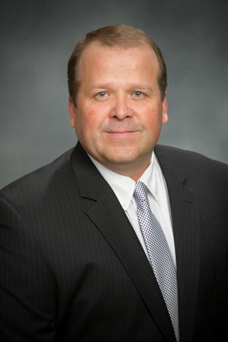 Jay Rickstrew, Regional President