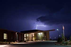 Rifle Campus Storm
