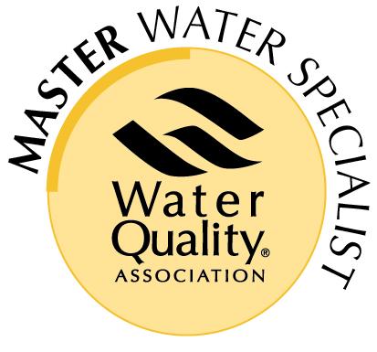 WQA - Certified Water Master - VI