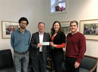 Kingston Land Trust Awarded $2,500 Grant from Ulster Savings Charitable Foundation for Restoring African Burial Ground