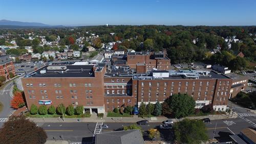 HealthAlliance Hospital: Broadway Campus