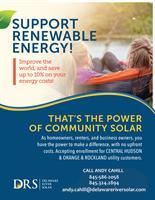 Delaware River Solar - Margaretville