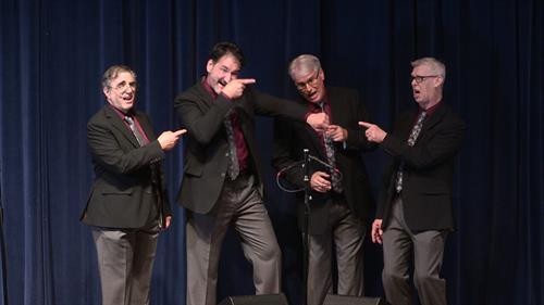 Dover Boys Quartet-Lake George competition