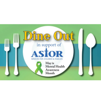 Dine Out for Mental Health Awareness Month