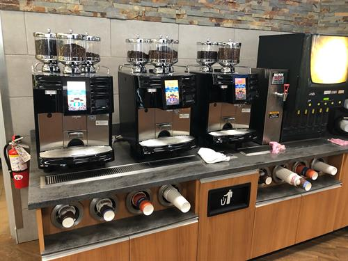 Bean to Cup Installs