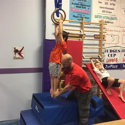 Gymnastics Classes for boys