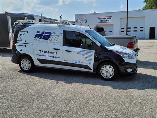 MBIT Ford Van