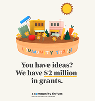 A Community Thrives: Local nonprofits can apply for Gannett Foundation grants