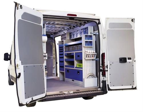 Commercial Van Interiors