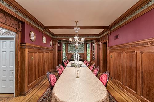 Formal Dining Room View 3