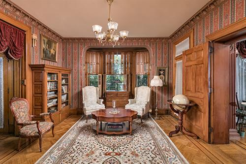 Library - Sitting Room