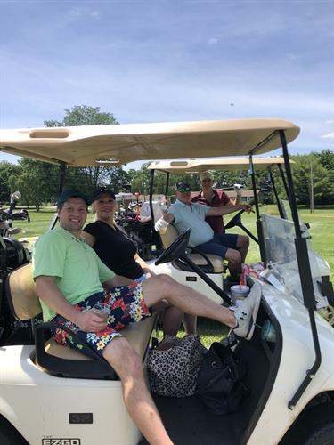 2021 Drive It for Disabilities Golf Tournament @ Briarwood GC