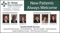 Meet our providers,  New Patients are always welcome.