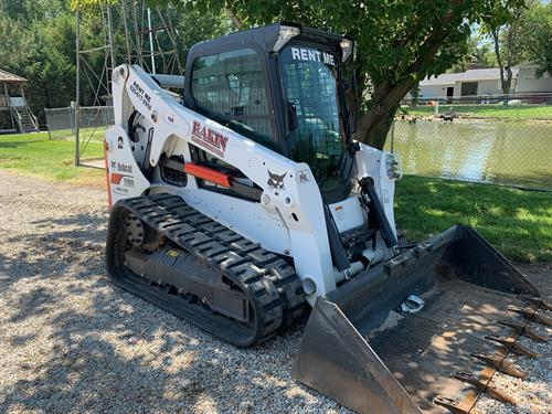 Equipment Rental - bobcats, trenchers, saws, etc!