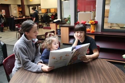 GBMS - Preschool Reading Partnership