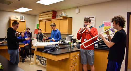 GBHS Physics Sound Unit