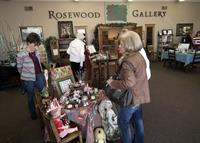 Rosewood Gallery Show Room