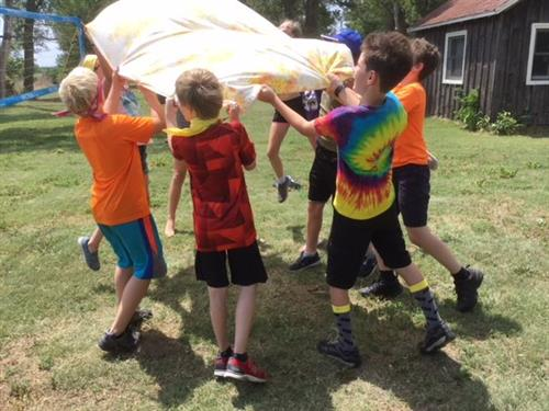 Heartland Farm Peace Day Camp for Kids Ages 8-12
