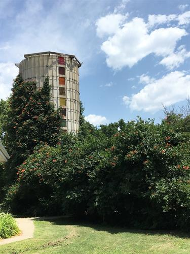 Heartland Farm Meditative Silo