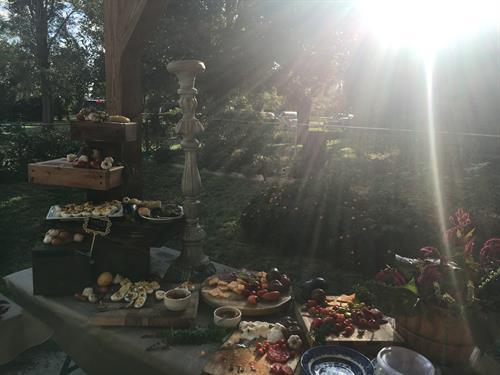 Heartland Farm Fall Farm to Table Fundraiser Event