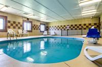 Indoor heated salt water pool