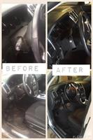 Before and After of an Auto Detail